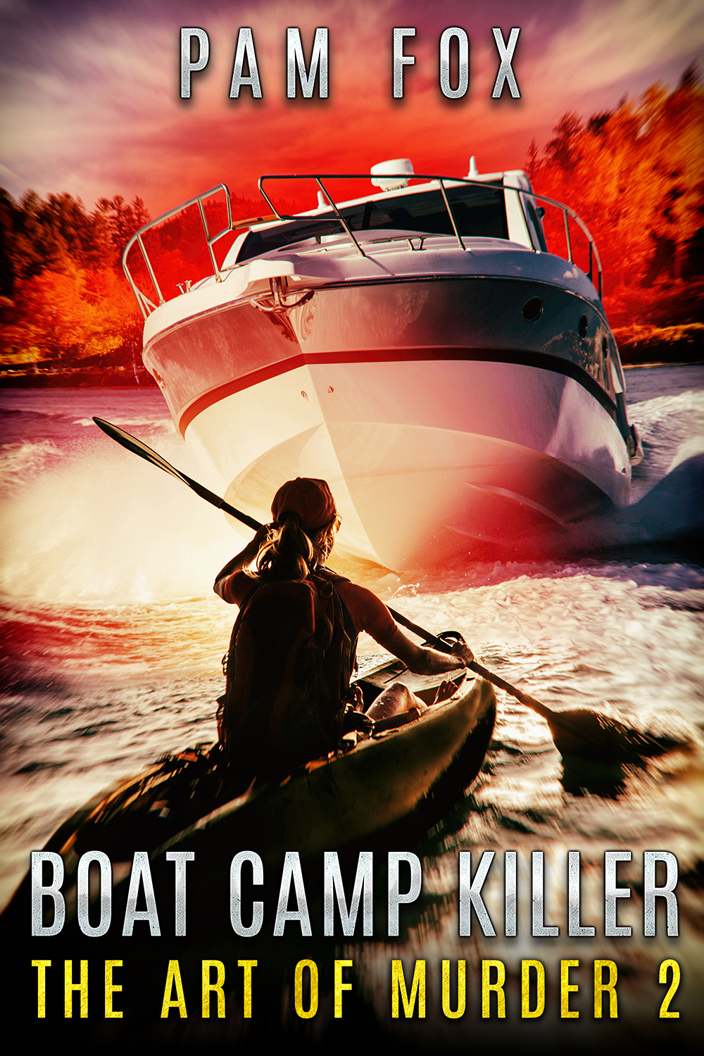 Boat Camp Killer - Ebook